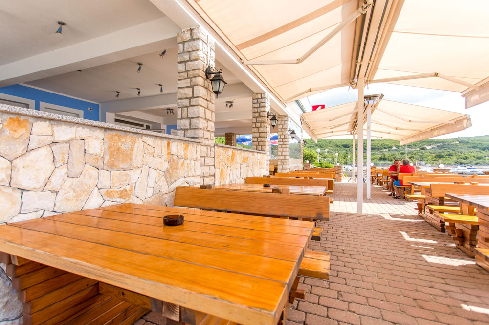 Restaurant | Bistro Dunat | DIVE CENTER KRK